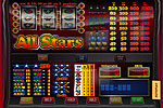 All Stars fruitautomaat