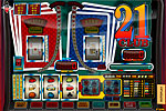 Club 21 fruitmachine