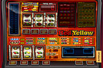 Red Yellow fruitautomaat