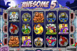Awesome 5 slotmachine