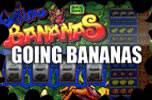 Going Bananas fruitkast