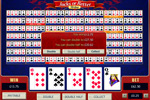 50-line jacks or better videopoker